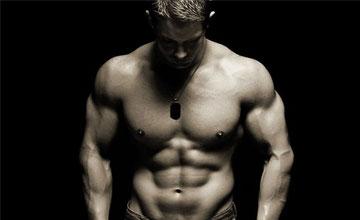 как накачать грудь мужчине дома