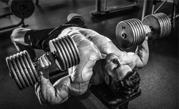 упражнения на верх груди