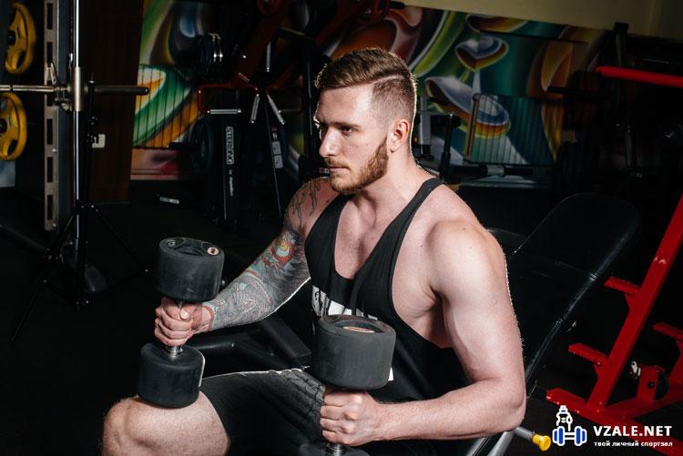 Тренировки для набора веса худым мужчинам