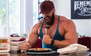 Как питаться худому мужчине