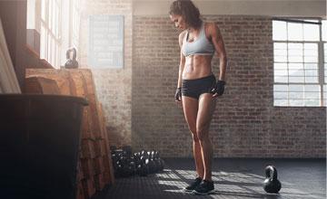 Полгода – и вы не узнаете себя! 9 статических упражнений для.