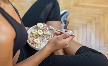 Пример меню для занимающихся спортом, рекомендации и особенности питания