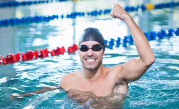 Сколько нужно заниматься плаванием чтобы похудеть