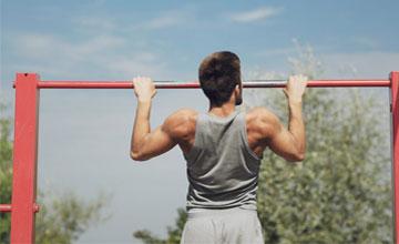 Упражнения чтобы накачать спину