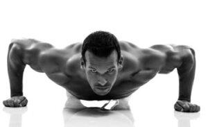 Как накачать грудь отжиманиями