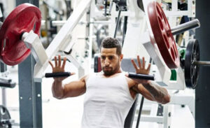 упражнения на верх грудных мышц