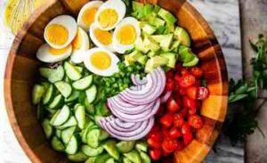 Диета белковая 1200 калорий