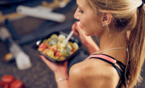 Фитнес рацион для женщины за 40