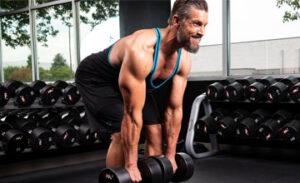 Польза становой тяги с гантелями для мужчин