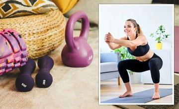 Упражнения для похудения женщин в 40 лет