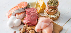 белковая диета на 1200 калорий