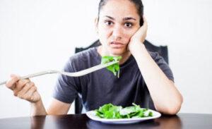 Похудение на очень жесткой диете для женщин