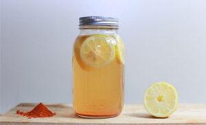 Самая жесткая диета для похудения лимон красный перец